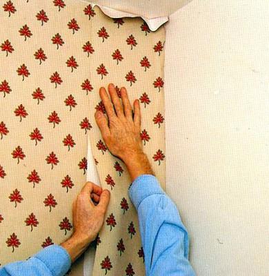 Köşelerde duvar kağıdını düzgün yapıştırın - yapıştırma tekniği