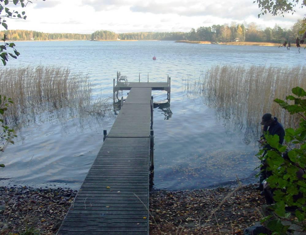 Мосток для рыбалки своими руками фото 483